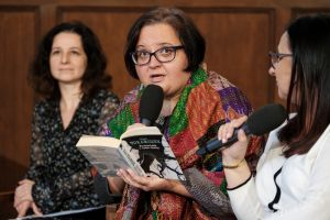 Olga Tokarczuk. Wielkie Czytanie w Collegium Minus