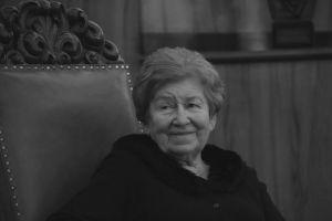 Zmarła profesor Bożena Chrząstowska