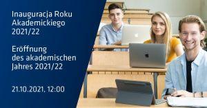 Inauguracja roku akademieckiego w Collegium Polonicum w Słubicach