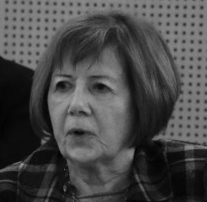 Zmarła prof. dr hab. Ewa Wiegandt