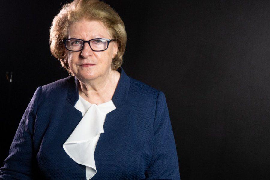 Prof. Hanna Suchocka