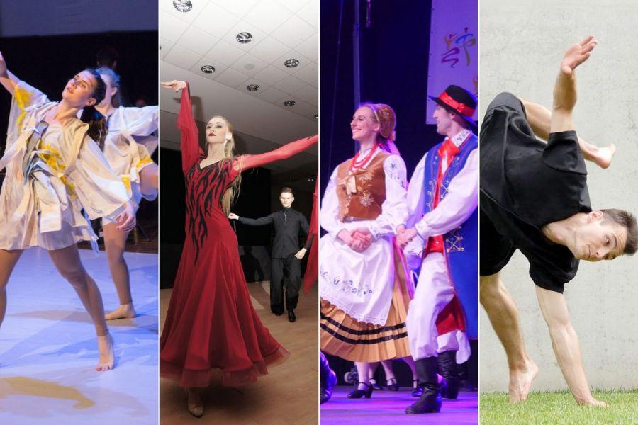koncert Trzy odsłony tańca