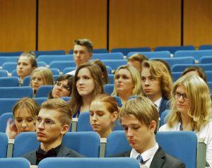 Studenci debatowali o umiędzynarodowieniu kształcenia