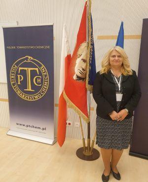Prof. Izabela Nowak z Wydziału Chemii wybrana Prezesem PTChem na kadencję 2022-2024