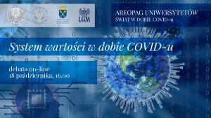 Areopag Uniwersytetów – świat w dobie COVID-u