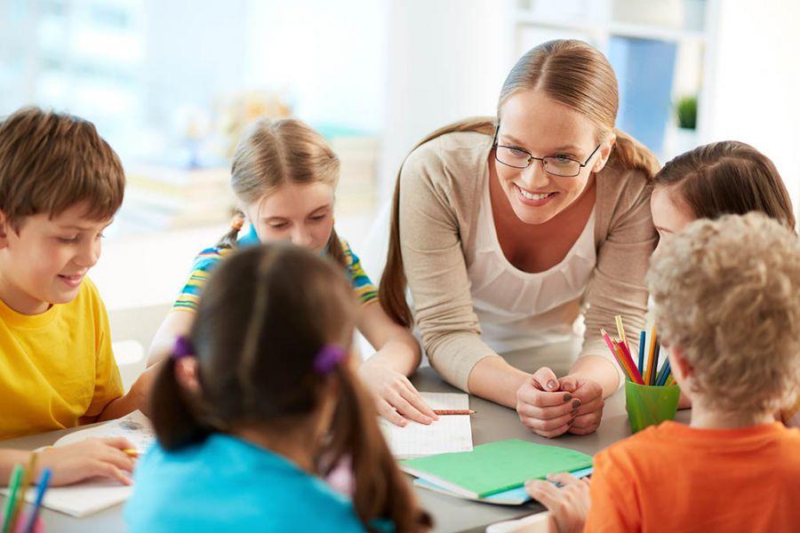 Seminarium język a dzieci