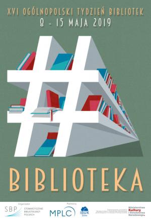 Ogólnopolski Tydzień Bibliotek 08 -15 maja 2019