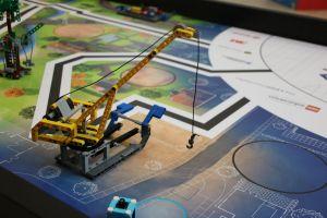 """UAM z wyróżnieniem za projekt """"LEGO® Education Innovation Studio – przestrzeń do zabawy, nauki i pracy"""