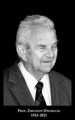 Zmarł profesor Zbigniew Dworecki