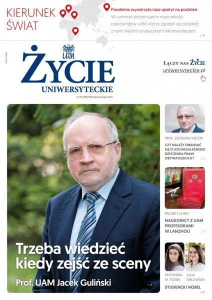 Życie Uniwersyteckie - Czerwiec 2021