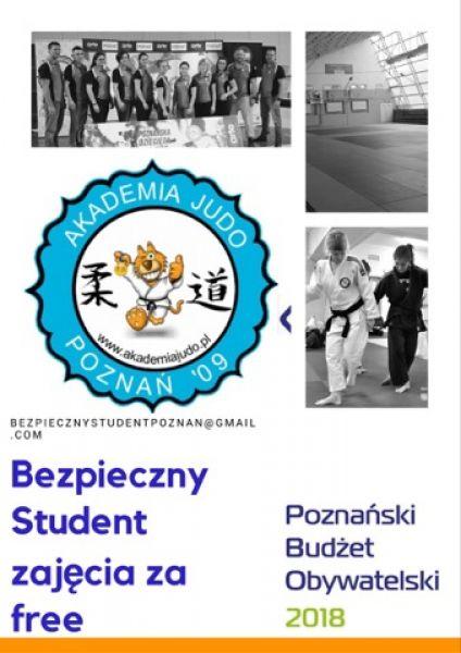 zajęcia judo dla studentów
