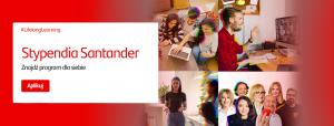 Bezpłatne kursy i szkolenia – Stypendia Santander
