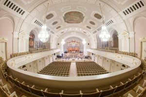 Prezentacja monet na 100-lecie i koncert Katarzyny Cerekwickiej