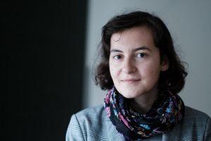 Justyna Machaj: Kręci mnie mrok